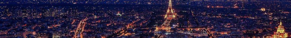 Paris, ville lumière où vous pouvez travailler votre référencement naturel avec l'agence KB