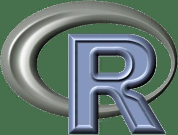 language R