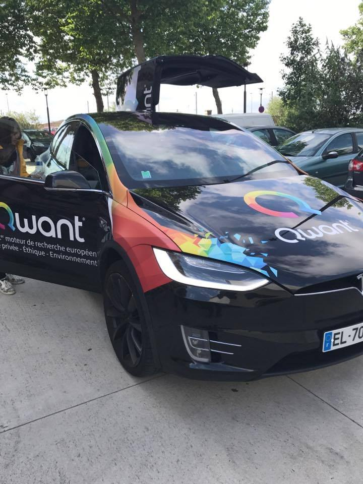 Tesla Qwant