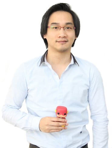 Jacky Giang, Consultant développement SEO